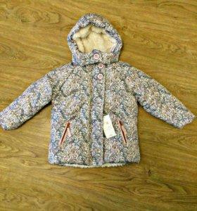 Новая куртка(весна-осень)