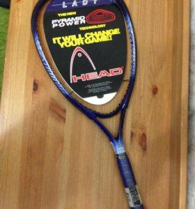 Ракетка Head Genesis lady для большого тенниса