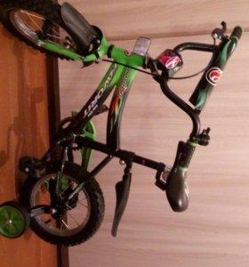 Детский велосипед. Новый. Срочно
