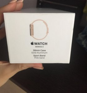 Часа Appel Watch Series 3