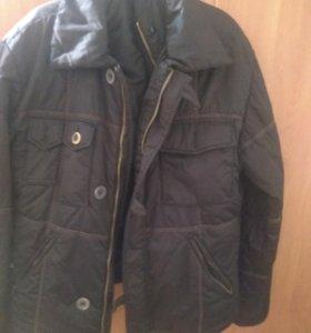 Три зимние куртки