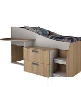 Детская кровать Ска-ут