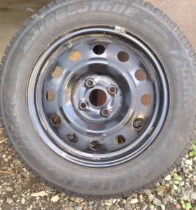 Шины Bridgestone Ice Cruiser 7000. 4шт