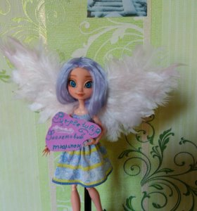 Крылья для кукол мх и эах