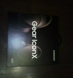 Безпроводные наушники Gear Iconx