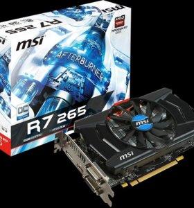 Msi r7 265