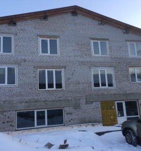 Квартира, свободная планировка, 120 м²