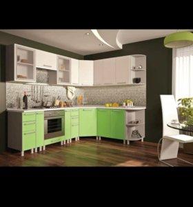 Кухонные гарнитуры, готовые решение