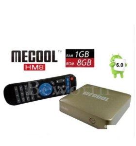 Smart бокс Mecool HM8 1-8 TV2000