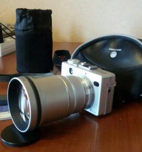 Цифровая камера SONY DSC-V1