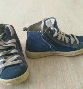 Ботинки для мальчика, 35 р