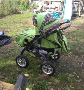 Детская коляска зима - лето