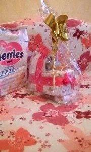 Подарки из памперсов
