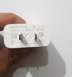 оригинальное зарядное XIAOMI Quick Charge 3.0