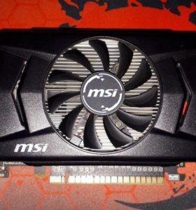 Nvidia MSI GTX 750ti
