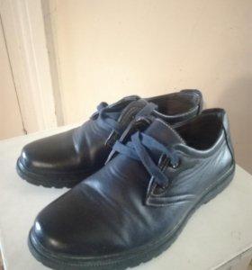 Продам туфли мужские.