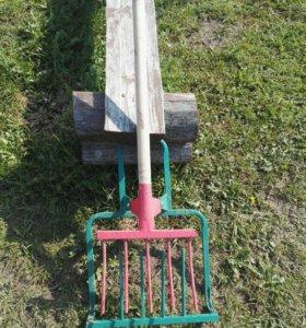 чудо-лопата для копки земли