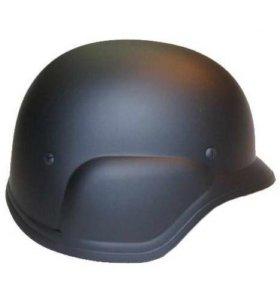 JKN Helmet M88 ABC-Plastic Black