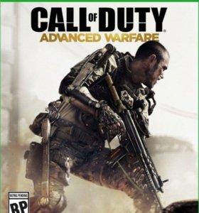 Call of Duty Adwanced Warfare Xbox one