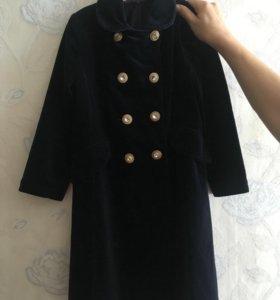 Пальто для школьницы