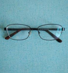 Очки-оправа-унисекс