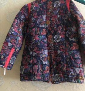 Куртка для девочки, осенняя