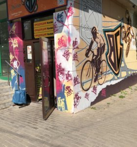Велосервис Bike Customs Dubna