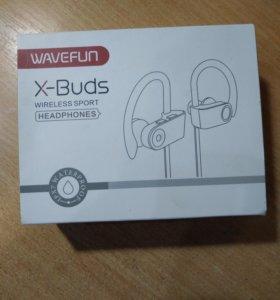 Безпроводные наушники WAVEFUN X-Buds