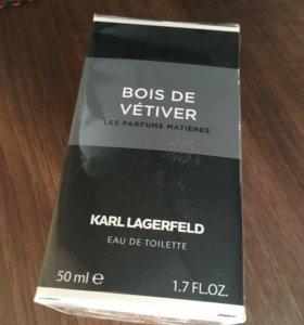 Туалетная вода Karl Lagerfeld Bois de Vetiver