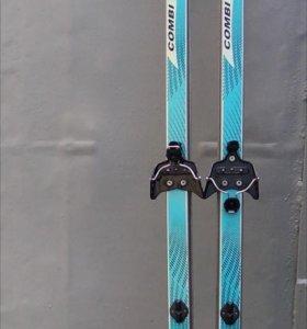 Лыжи беговые (для конькового хода)