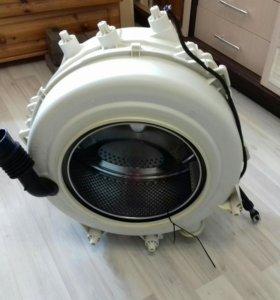 Бак барабан для стиральной машины Indesit