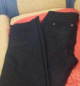 джинсы утепленные на подростка