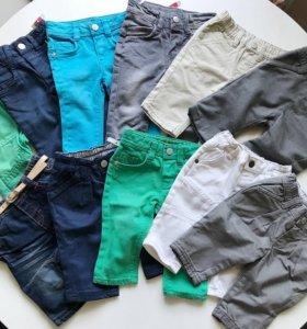 Детские джинсы и штаны для мальчиков KANZ