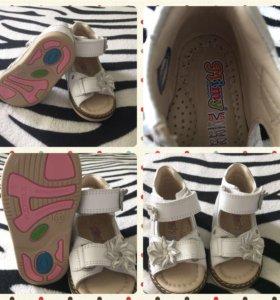 Детские сандали (ортопедия )