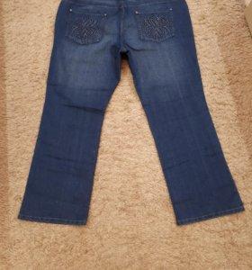 Новые женские джинсы р.60-62