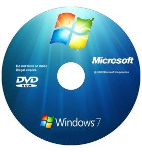 Windows 7 (все версии)