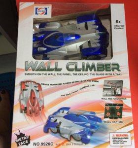 Антигравитационная машинка «Wall Climber»