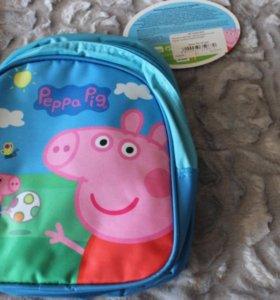 Детский рюкзачок на возраст 2-3 года