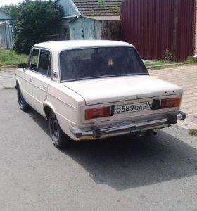 ВАЗ (Lada) 2106, 1990