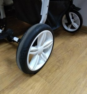 Ремонт колес детских колясок