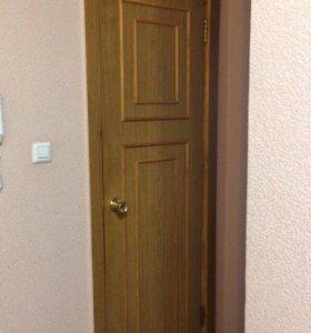 Продаю межкомнатные двери в отличном состоянии.