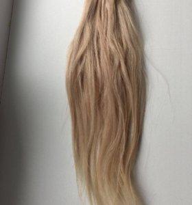 Волосы для наращивания 138 прядей