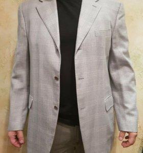 Пиджак мужской Canali 56 размер