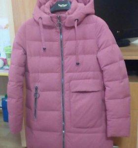Пальто зимнее(новое)
