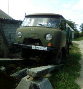 УАЗ 3303 1989 г.