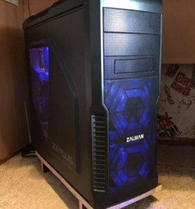 Игровой компьютер i5 8400 и 1060