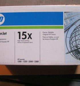 Картридж HP c7115х (увеличен объём)