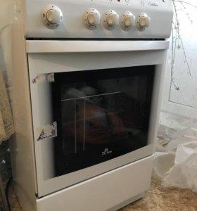 Плита электрическая De Luxe