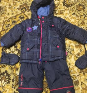 Зимний костюм Coccodrillo 80 cm