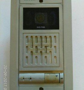 Видеодомофон Kocom KVC-F100